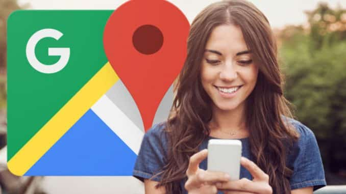 Google Maps gifts Android users with a substantial update but iPhone will have to wait