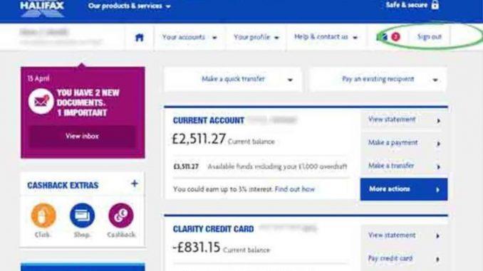 Halifax online login: How to login to your Halifax online banking?