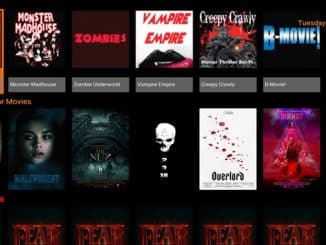 HorrorFlix Build 1