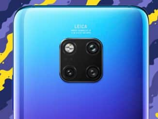 Huawei Mate 20 Pro could soon have a new smartphone rival with an even better camera
