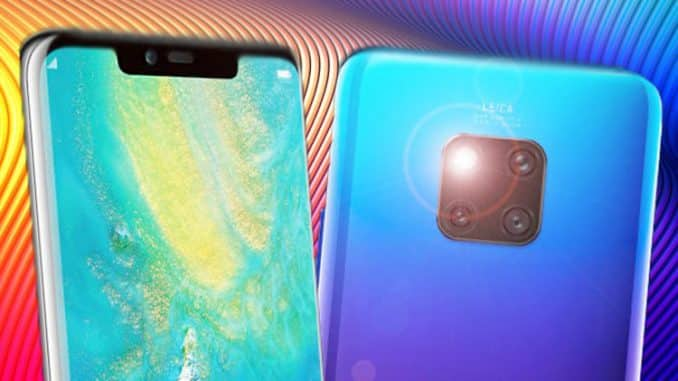 Huawei Mate 20 Pro may have just had its most futuristic feature leaked