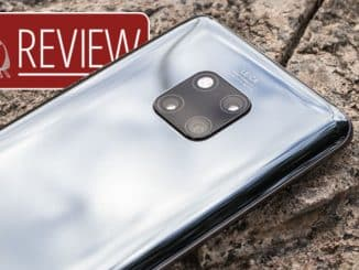 Huawei Mate 20 Pro review: Everything your phone can do, this can do it better