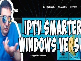 IPTV Smarters Windows Version