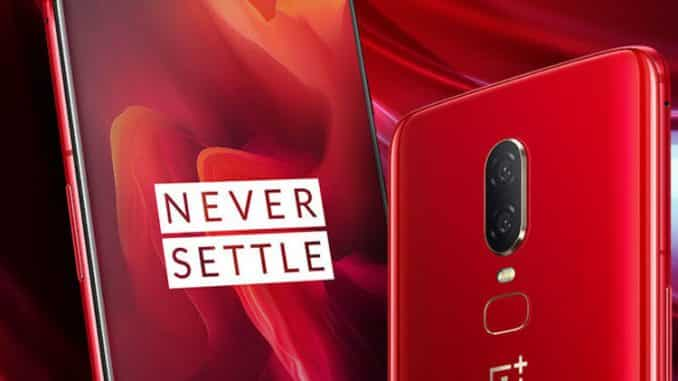 If the OnePlus 6T looks this good its Android rivals are in for a serious shock