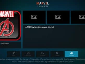 Marvel Addon Guide - Kodi Reviews