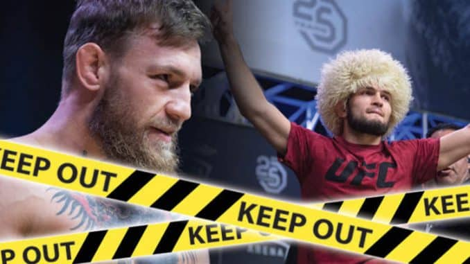 McGregor Khabib free live stream WARNING: UFC fans put on alert about illegal streams