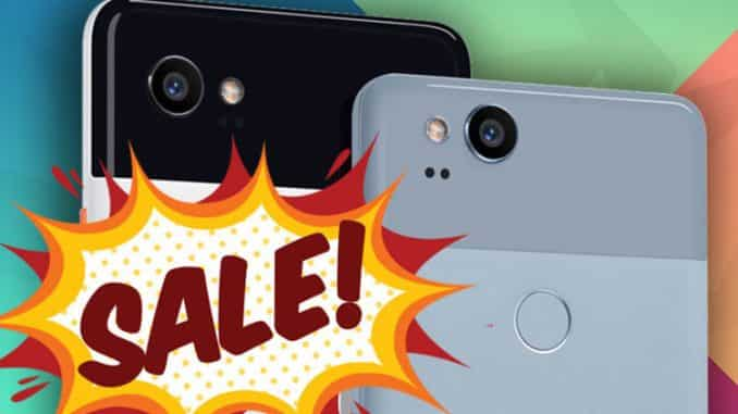 Pixel 2 and Pixel 2 XL price crash - Google slashes costs to new low
