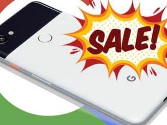 Pixel 2 price plummets ahead of tomorrow's major Google Pixel 3 release