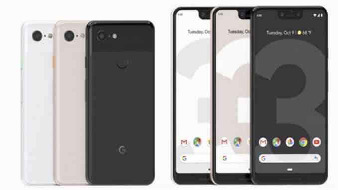 Pixel 3 and Pixel 3 XL UK prices officially revealed as EE, Three and Sky reveal deals