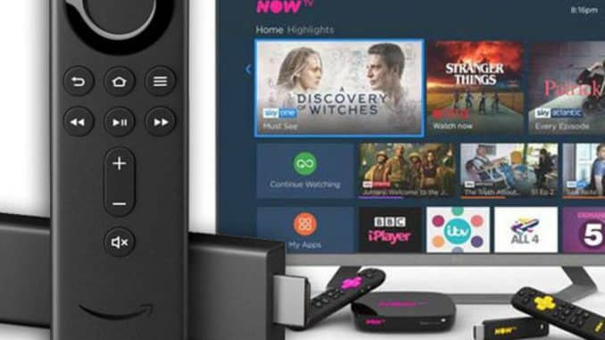 Sky TV rival as Amazon releases budget Fire TV stick that brings 4K content to your telly