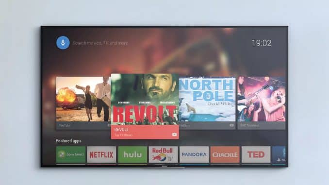 Sony Australia Recommends Kodi Add-Ons for Its Android TVs