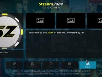 StreamZone Addon Guide - Kodi Reviews