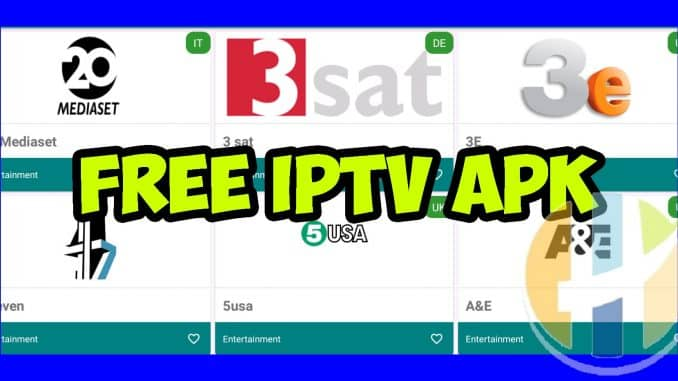 FREE IPTV APK DOWNLOAD NOW - TvTap Pro v1 6 for Android and 2 6 for