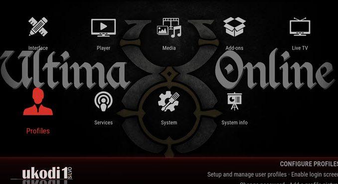 Ultima Build 1