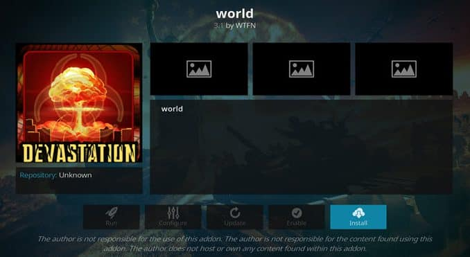 World Addon Guide - Kodi Reviews