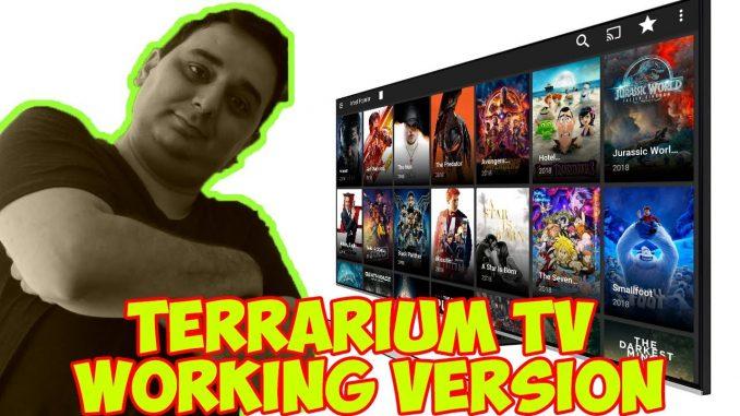 NEW TERRARIUM TV Working Version AGAIN OCTOBER 2018 UPDATE