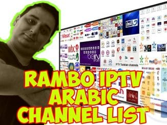 Rambo IPTV Channel List