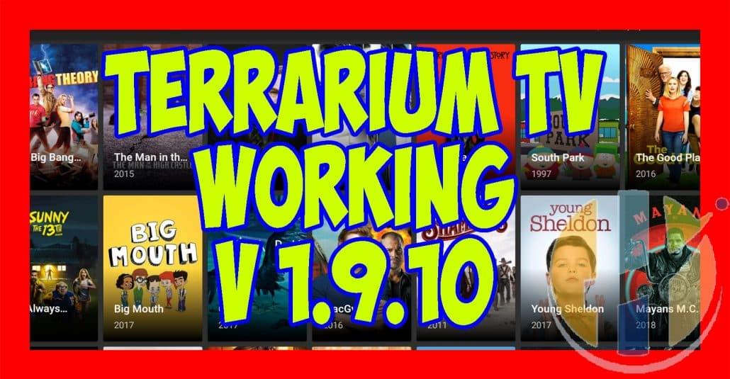 TERRARIUM TV V1 9 10 PREMIUM WORKING - Husham com APK