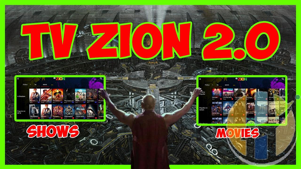 TVZion APK 2 0 Movies TV Shows Download link here - Husham com