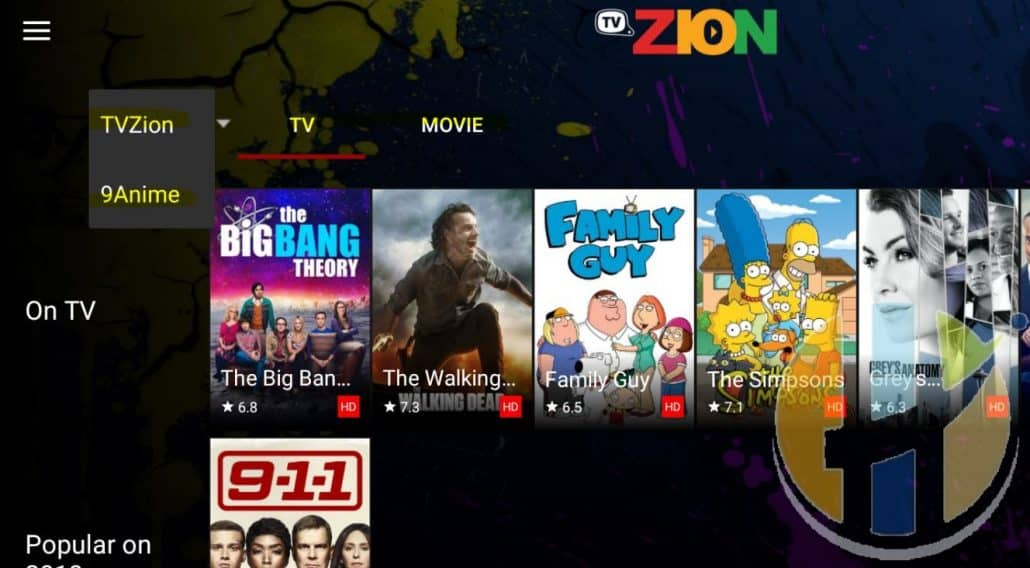 More improvements added to show off TVZion APK in Beta
