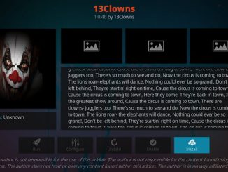 13 Clowns Addon Guide - Kodi Reviews