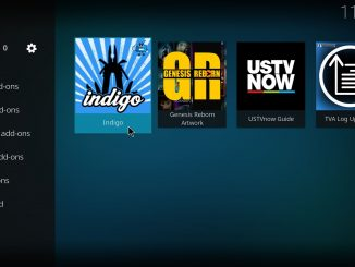 Indigo Kodi Addon – The Ultimate Maintenance Tool for Your Kodi!