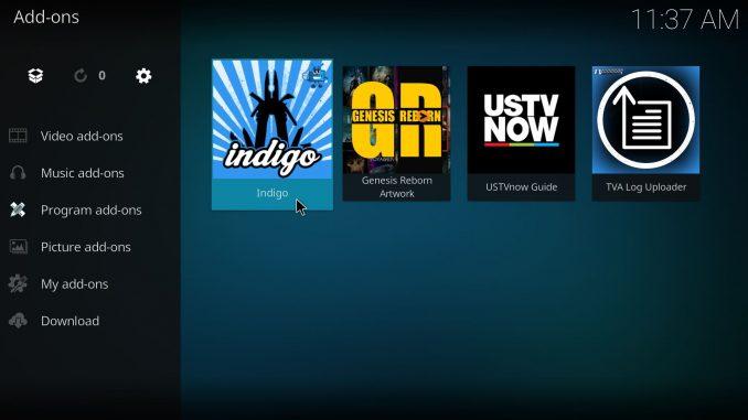 Indigo Kodi Addon – The Ultimate Maintenance Tool for Your Kodi!