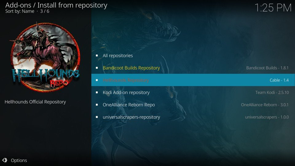 how to install apocalypse kodi addon