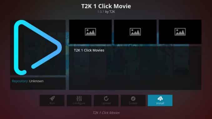 T2K 1Click Movie Addon Guide