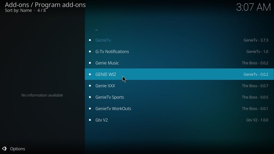 equinox build kodi