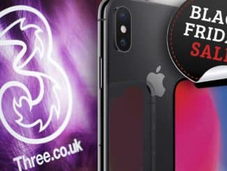 iPhone X and Huawei P20 Pro price drop - Three Mobile reveals Black Friday deals