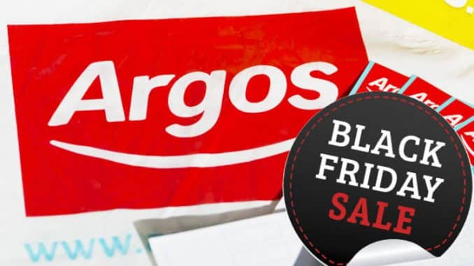Argos Black Friday 2018 - Best deals and biggest offers ahead of major sale event