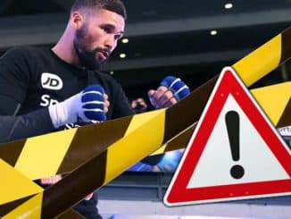 Bellew Usyk live stream WARNING: Dangers of illegally streaming big boxing fight REVEALED