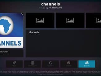 Channels Addon Guide - Kodi Reviews