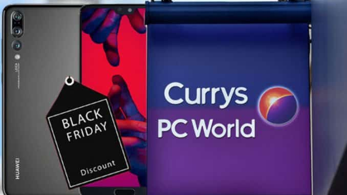 Currys Black Friday 2018 - The best smartphone deals revealed