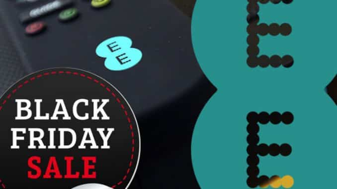 EE Black Friday 2018 deals - iPhone, Samsung, Huawei and broadband prices cut