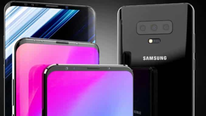 Galaxy S10 could look radically different to any other Samsung smartphone