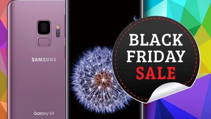 Galaxy S9 ultimate deal - Samsung price plummets in Black Friday 2018 sale