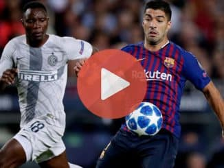 Inter Milan vs Barcelona LIVE STREAM - How to watch Champions League football online
