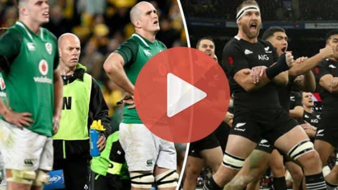Ireland vs New Zealand FREE LIVE STREAM - How to watch rugby Autumn Internationals online