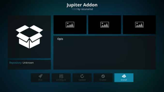 Jupiter Addon Guide - Kodi Reviews
