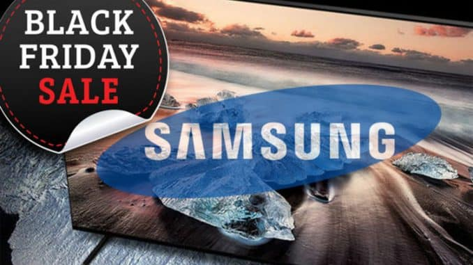 Samsung 4K TV Black Friday 2018 deals - Samsung slashes prices on these top televisions
