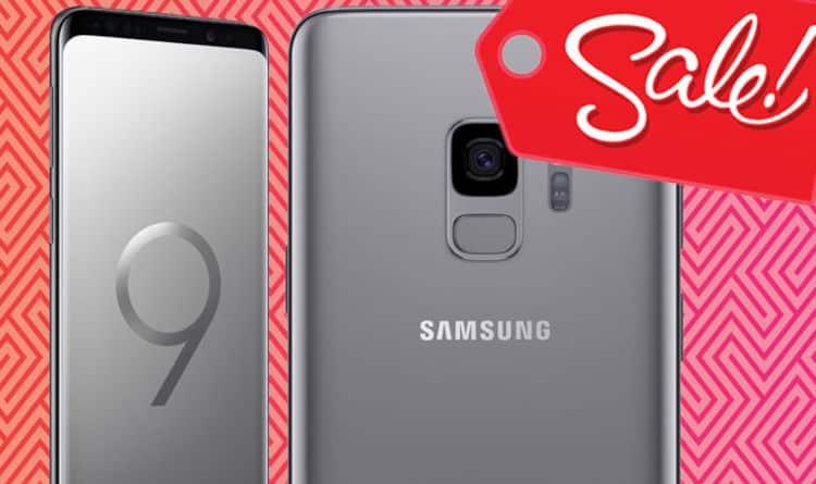 Samsung Galaxy S9 prices crash ahead of Black Friday
