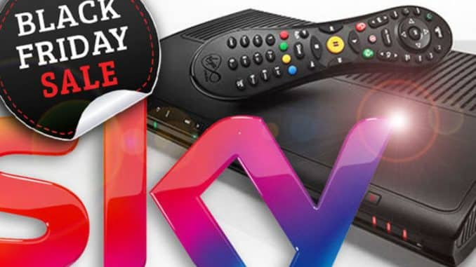 Sky v Virgin Media Black Friday TV and broadband deals - Which offers are really best?