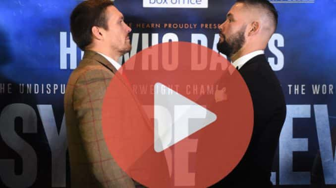 Tony Bellew vs Oleksandr Usyk live stream: How to watch boxing title fight online
