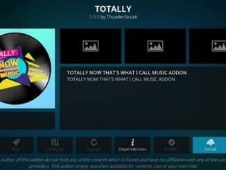 Totally Addon Guide - Kodi Reviews