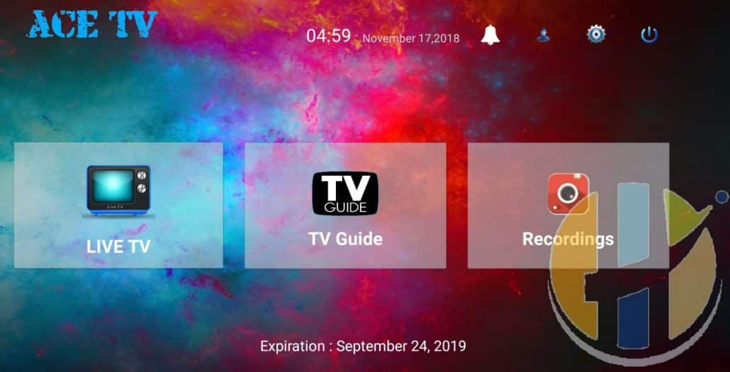New ACE TV IPTV APK with Adult channels - Husham com IPTV