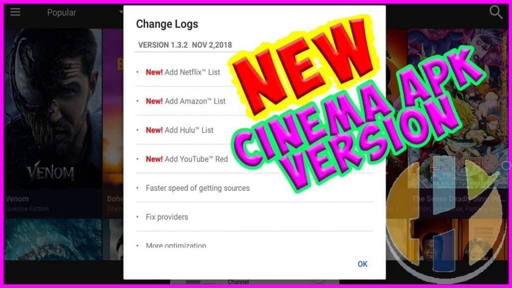 Cinema APK now 1 3 2a TERRARIUM TV Replacement - Husham com APK