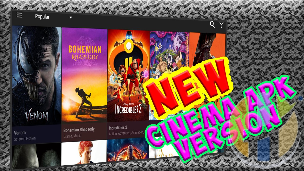 Cinema v1 3 3 latest APK TERRARIUM TV Replacement - Husham com APK