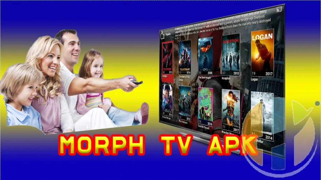 Morph TV Android APK Install Guide: 100% Morpheus
